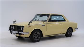 1967 Toyota Corona 1600 GT-5 coupe