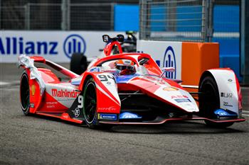 First Season 7 Podium For Mahindra Racing, Powered by ZF