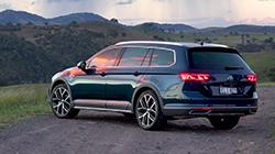 Volkswagen Passat Alltrack and Premium - Highlights