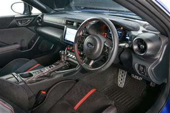 2021 Subaru BRZ