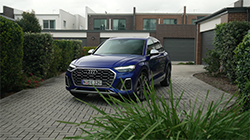 The new, refreshed Audi SQ5 TDI has arrived in Australia, the latest generation of the brand's iconic performance SUV...