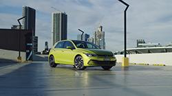 2021 Volkswagen Mark 8 Golf Life.
