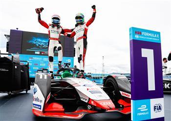 1-2 victory in Mexico: Audi triumphs in Formula E