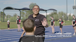 Bridgestone has launched its hero Chase Your Dream video featuring Ariarne Titmus, Connor O'Leary, Joe Ingles, Cathy Freeman and Heath Davidson.