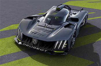 Global Reveal: New Peugeot 9X8 Hypercar – Designed to Race
