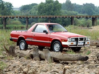 1978 Subaru Brumby
