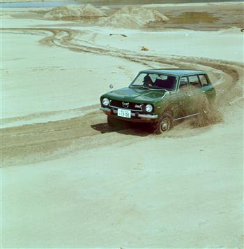 1972 Subaru Leone