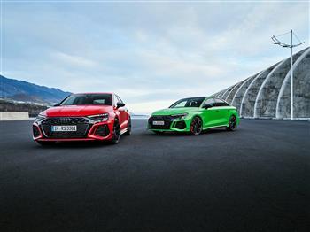 2022 Audi RS 3 - International press image