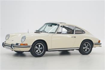 1971 911E 2.2 'Sportomatic' Coupe