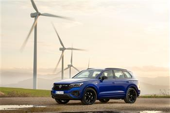 2022 Volkswagen Touareg R Plug-In Hybrid EV