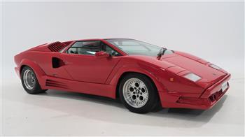 1989 Lamborghini Countach 25th Anniversary Coupe