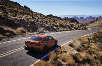 World Premier Of All-New Subaru WRX