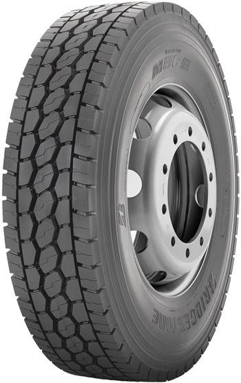 Bridgestone M866 Drives Durability and Versatility For Australian Trucks