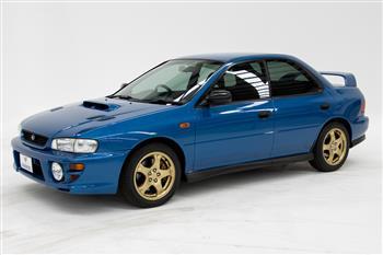 1999 Subaru WRX