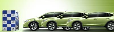 Subaru Eyesight Rates Top In Japan